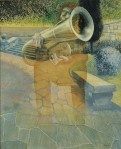 Músico en Hondarribia (1991)